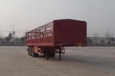 梁山元田牌AYC9400CCY型仓栅式运输半挂车图片