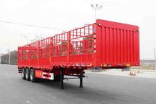 开乐牌AKL9406CCY型仓栅式运输半挂车图片