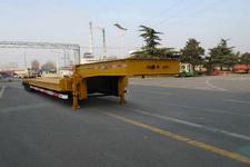 通华15米26.7吨6轴低平板半挂车(THT9409TDPA)