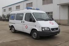 江鈴全順短軸運輸型救護車13607286060