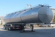 坤博牌LKB9400GNY型鲜奶运输半挂车图片
