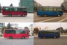 楚风牌HQG6720EN5型城市客车图片2