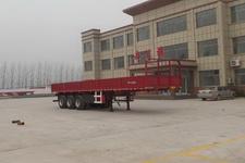 坤博10.5米33.8吨3轴栏板半挂车(LKB9401)