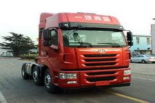 解放前四后四平头柴油牵引车355马力(CA4256P2K2T3E5A80)