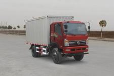 东风特商国四单桥厢式运输车113-140马力5吨以下(EQ5040XXYF)