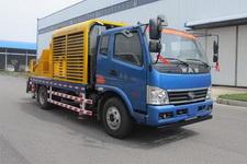 汽尔福牌HJH5090THBFD4型车载式混凝土泵车