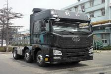 解放前四后四平头柴油牵引车355马力(CA4250P25K24T3E5)