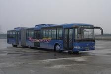 金龙牌XMQ6180AGD5型铰接城市客车图片