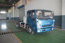 恒毅牌YHY5040ZXX型车厢可卸式垃圾车