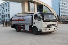 程力威牌CLW5115GJYD4型加油车