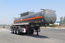 华骏牌ZCZ9401GFWHJF型腐蚀性物品罐式运输半挂车图片