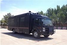 安龙牌BJK5100XZJ型治安检查车图片