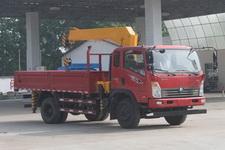 CLW5120JSQZ4型程力威牌随车起重运输车图片