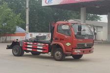 程力威牌CLW5040ZXXE4型车厢可卸式垃圾车