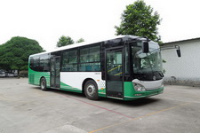 飞驰牌FSQ6111CHEVP1型插电式混合动力城市客车