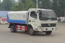 东风轻卡密封式垃圾车价格13607286060