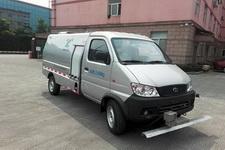 宝裕牌ZBJ5021GQXBEV型纯电动清洗车图片