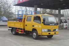 程力威牌CLW5040JGKD4型高空作业车