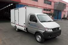 宝裕牌ZBJ5021XXYBEV型纯电动厢式运输车图片