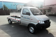 宝裕牌ZBJ5021ZXXBEV型纯电动车厢可卸式垃圾车图片