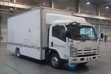 佰斯威牌HCZ5100TCW-0QDS4型污泥处理车图片
