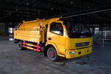 CLW5110GQW4型程力威牌清洗吸污车图片
