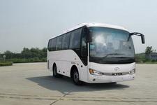 海格牌KLQ6852KAHEVE50型混合动力客车图片