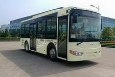 8.5米|10-27座上饶纯电动城市客车(SR6850BEVG3)