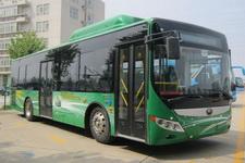 10.5米|10-35座宇通混合动力城市客车(ZK6105CHEVNPG23)