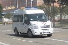 广通客车牌GPY5031XJHSHTJ0型救护车图片