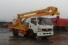 孝感高空作業車在那里買 國五東風御虎18米高空作業車價格