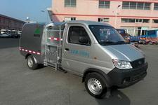 宝裕牌ZBJ5021ZZZBEV型纯电动自装卸式垃圾车图片