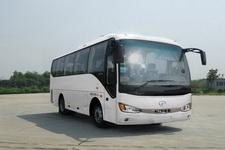 9米|24-39座海格混合动力客车(KLQ6902KAHEVE50)