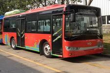 8米|10-27座金龙混合动力城市客车(XMQ6802AGCHEVN51)
