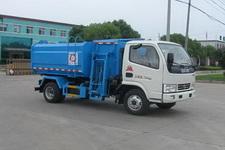 东风多利卡自装卸式垃圾车价格