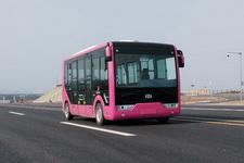 6米|13-17座中植汽车纯电动城市客车(CDL6607UWBEV)