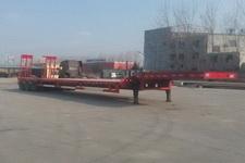 骏王15米30.5吨6轴低平板半挂车(WJM9406TDP)