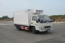 江铃国五4米2冷藏车