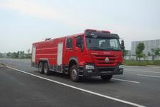 江特牌JDF5314GXFPM160型泡沫消防车