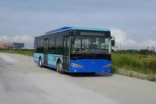 宏远牌KMT6109GBEV3型纯电动城市客车