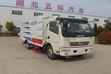 HCQ5083TXSE5型华通牌洗扫车图片