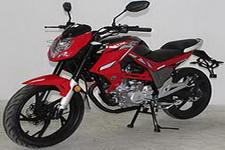 豪达牌HD150-7G型两轮摩托车图片