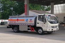 程力威牌CLW5080GJYB5型加油车