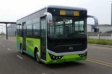 8.1米|11-26座哈尔滨纯电动城市客车(HKC6810BEV)