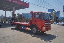 程力威牌CLW5161TPBS5型平板运输车