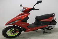 豪达牌HD125T-11A型两轮摩托车图片