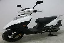豪达牌HD125T-10A型两轮摩托车图片