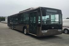 12米|10-32座中植汽车纯电动城市客车(CDL6120UWBEV)