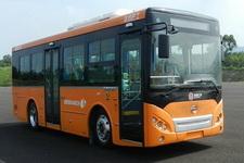 五洲龙牌FDG6851EVG11型纯电动城市客车