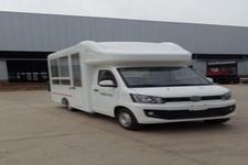 海誉牌QHY5020XSHCJB型售货车图片